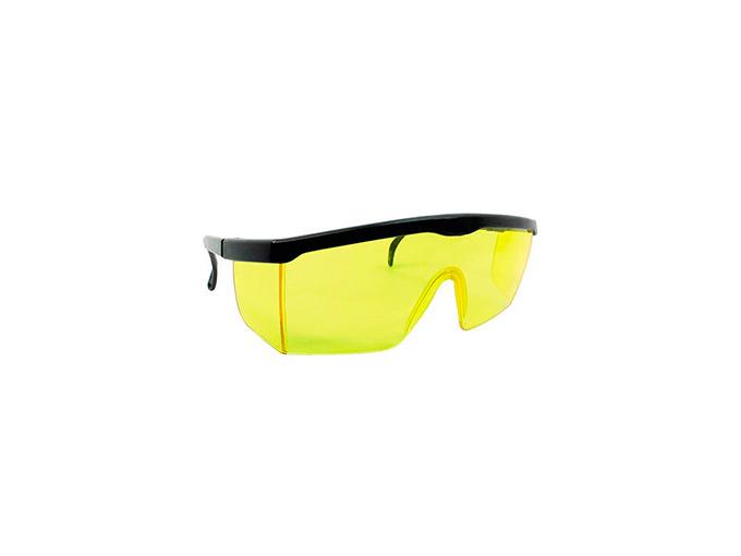bd67acc50dd81 Óculos de proteção Proteplus – modelo Rio de Janeiro amarelo. CA 28.018